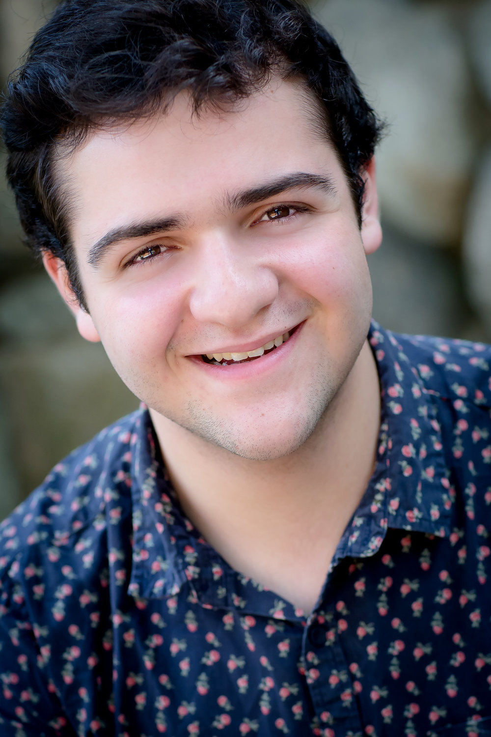 2018 Recipient - We proudly award a 2018 Scholarship to Elijah Levy-Dabb in our Young Artist Program.