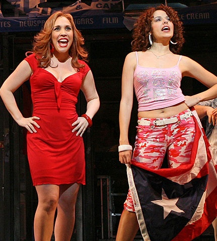 IN THE HEIGHTS © Broadwayworld.com