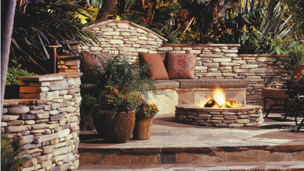 gas fire pit long island, ny better than wood burning fire pit