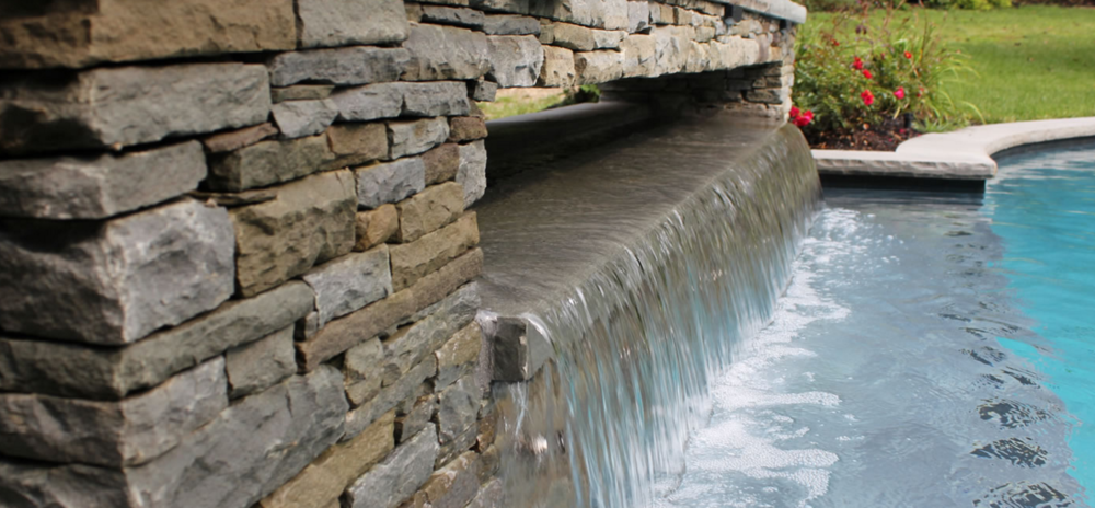 waterfall for your landscaping in long island, ny