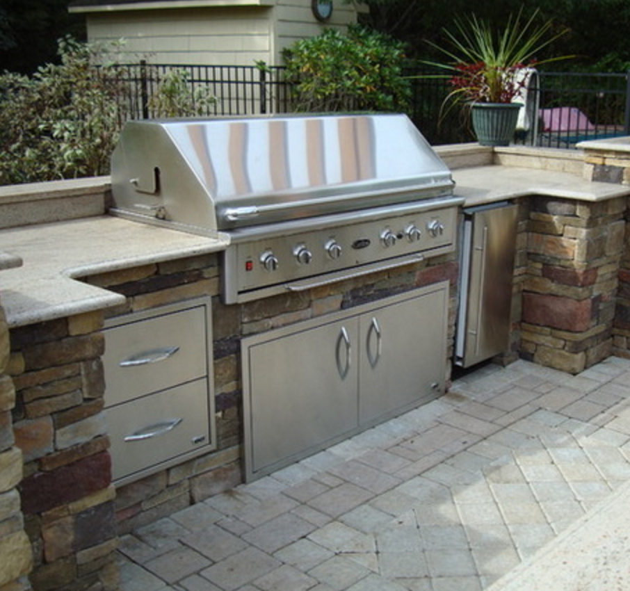outdoor kitchen cabinets long island ny - Modular Outdoor Kitchens