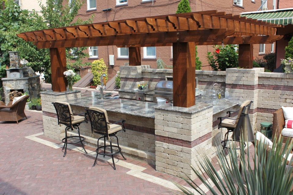 The Pros And Cons Of Using Wood For Landscape Architecture In Huntington The Platinum Group