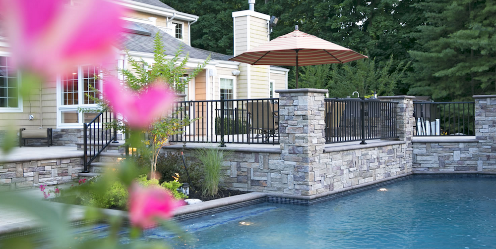 Style Your Backyard Patio With Natural Stone Masonry In Brookville