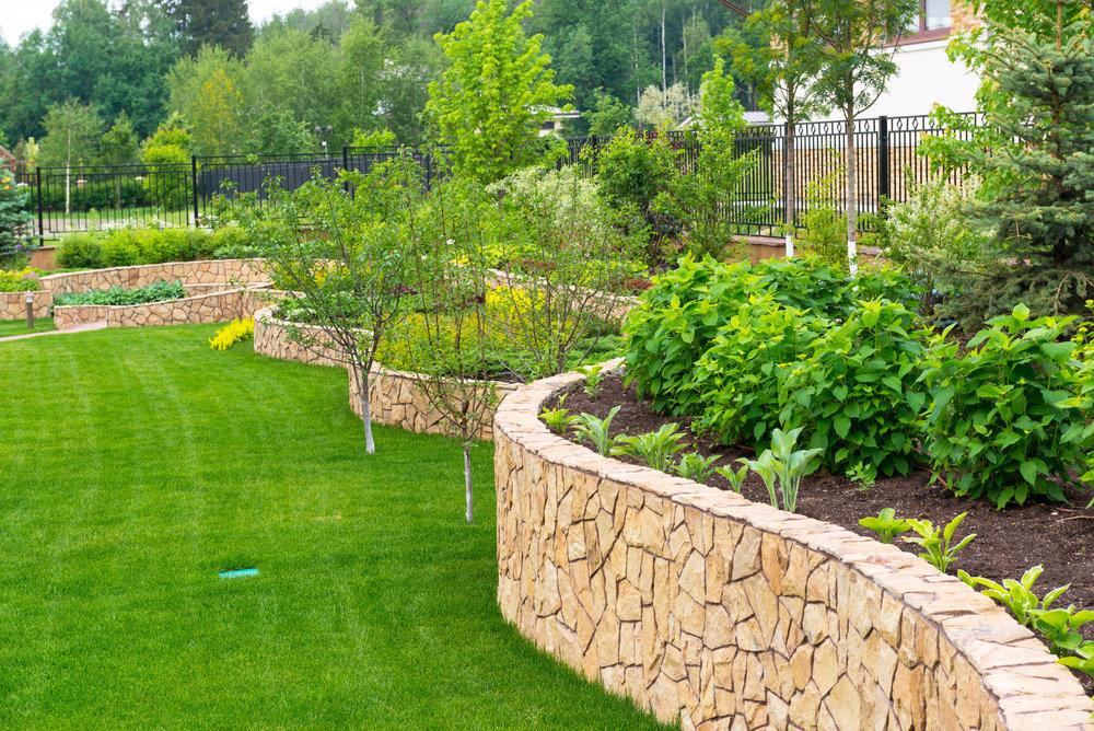Types of Masonry for Stunning Retaining Walls in Hamptons, NY