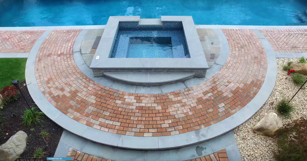 Masonry craftsmen and gunite pool builder in Glen Cove, NY