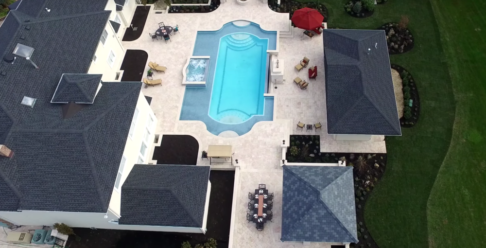 Top gunite pool builder landscaping company in Brookville, NY, Upper Brookville, NY