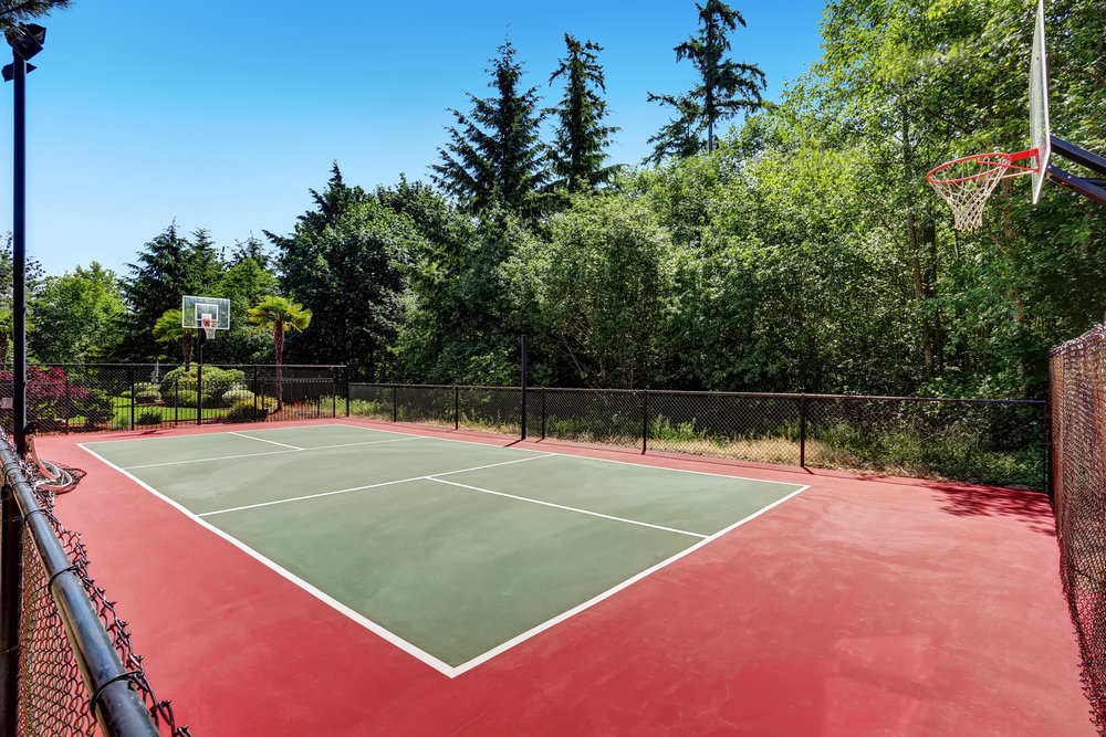 Turn Your Oyster Bay, NY, Backyard into a Personal Sports Center with these Landscape Design Tips