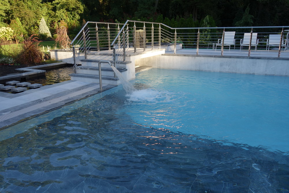 How a Gunite Pool Builder Can Maximize the Safety of Your Pool in Port Jefferson, NY