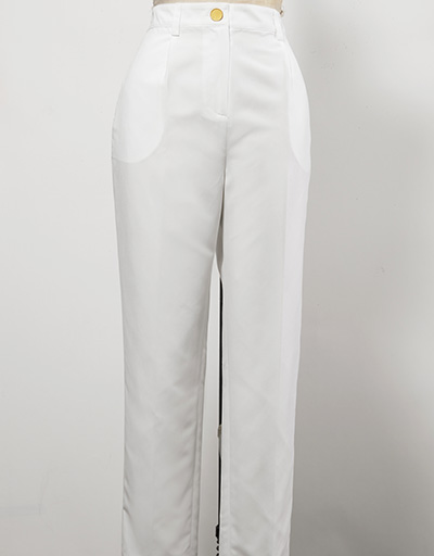 white women's golf pants
