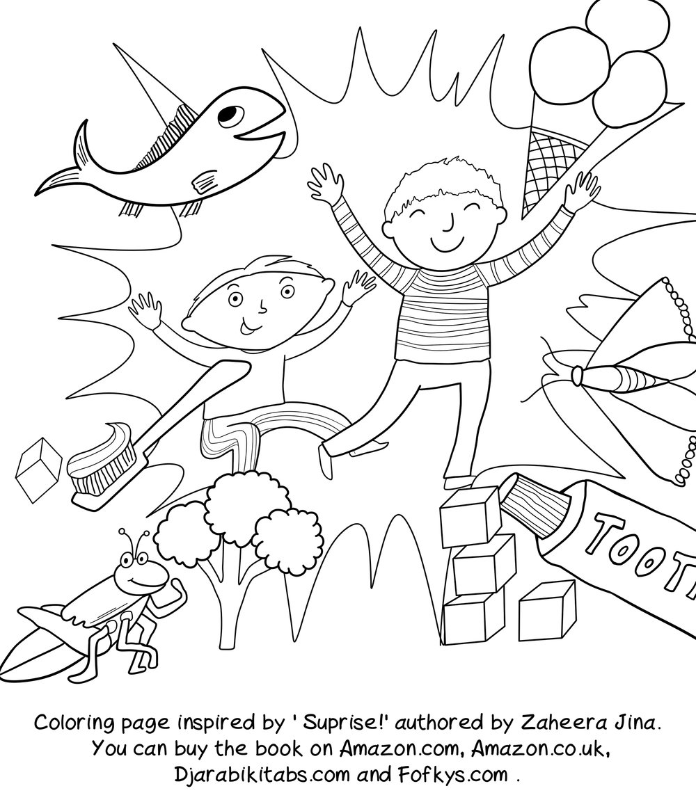 free download coloring pages from our children u0027s books u2014 djarabi