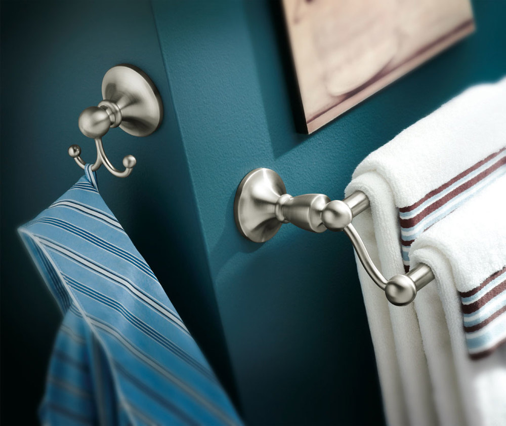 cgi image of bathroom hardware