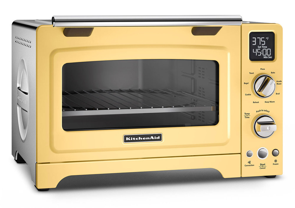 cgi photo of kitchen aid toaster oven