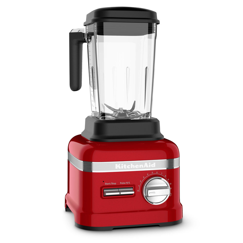 cgi photo of kitchen aid blender