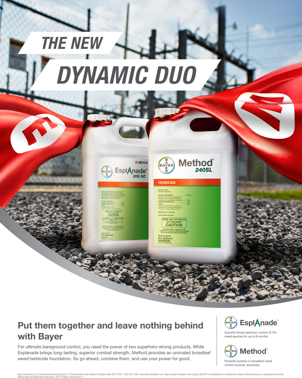 professional composite image of bayer dynamic duo