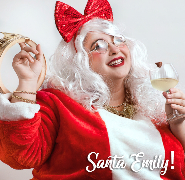 Santa Emily Germann - Photo Retoucher