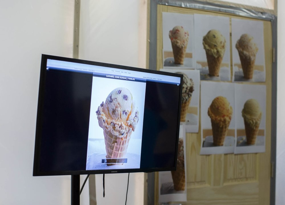CASE STUDY: SMITH FOODS - How do you efficiently and effectively photograph 24 different ice cream flavors in the summer? Find out.