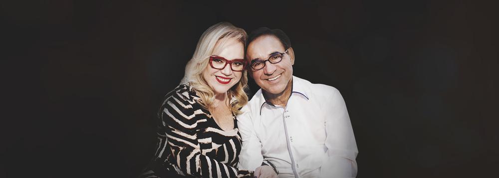 Pastors C�sar & Claudia Castellanos