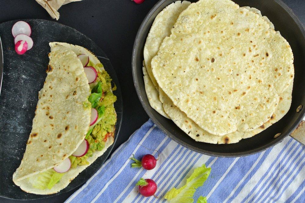 gluten-free piadina