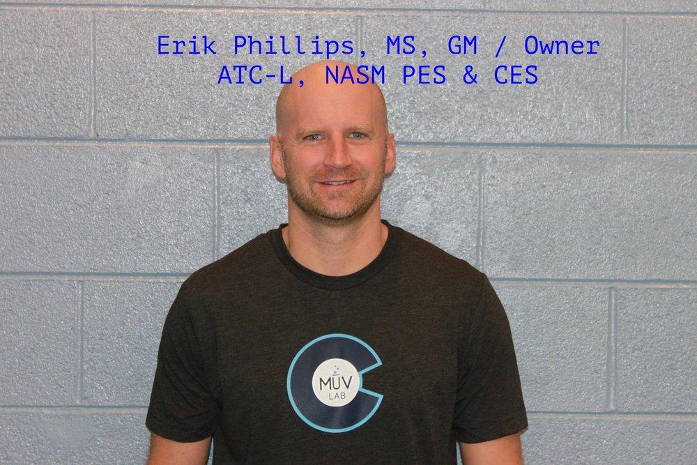 Erik Phillips MuvLab-DTC