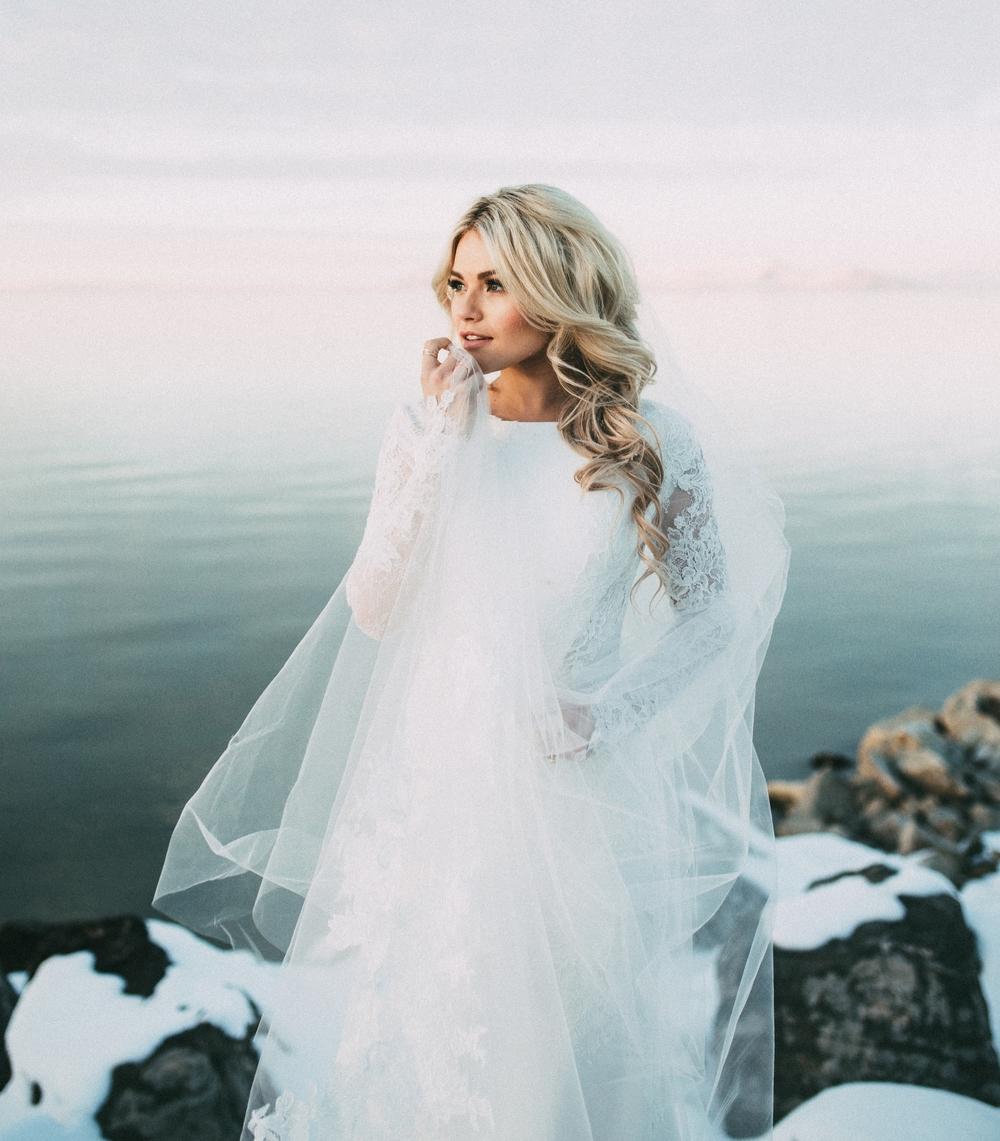 Chic Winter Wedding Tips — Ceci Style