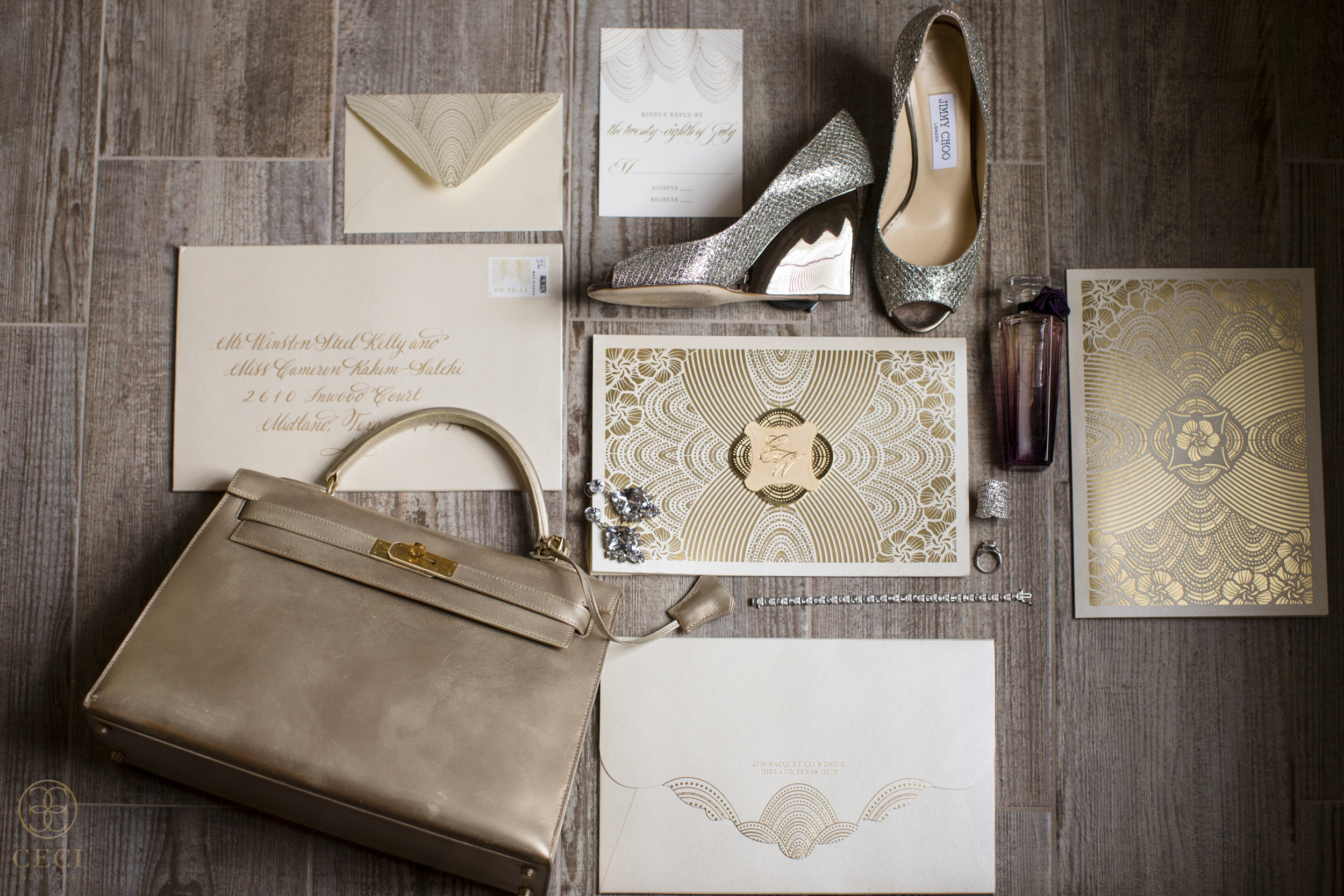LUSTROUS DECO — Ceci Style