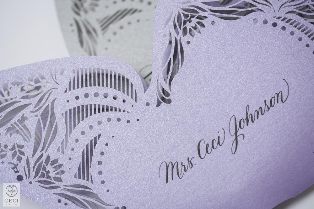 ceci_new_york_wedding_invitation_design_custom_watercolor_purple_damask_lasercut_-4.jpg