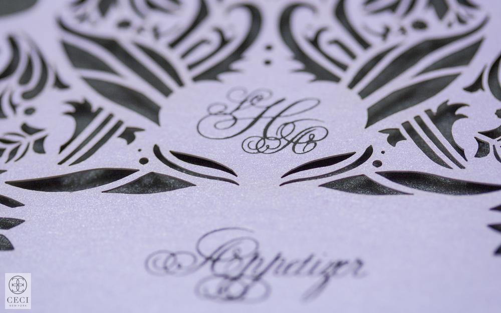 ceci_new_york_wedding_invitation_design_custom_watercolor_purple_damask_lasercut_-6.jpg