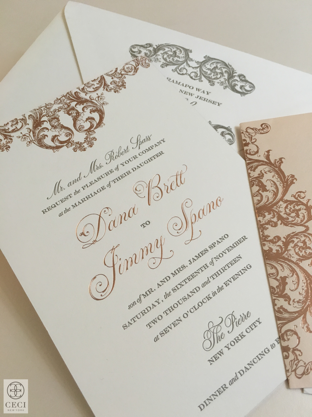 Ceci_New_York_Pierre_Invitations_Wedding_New_York_Elegance_Rose_Gold_Baroque_Classic_Foil_Stamping_Custom_Couture_Personalized-2.jpg