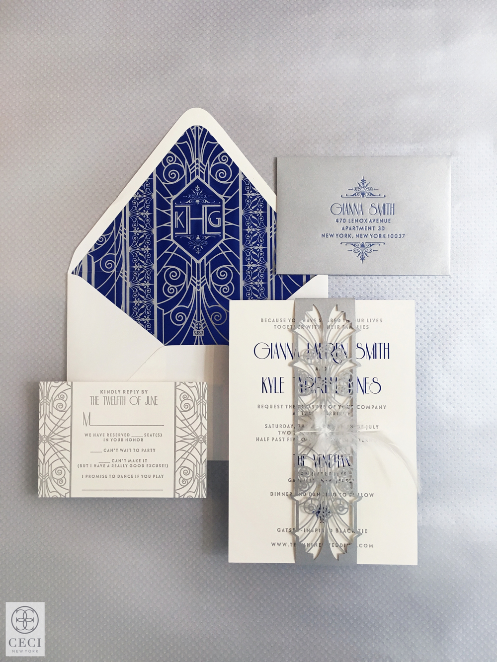 Ceci_New_York_New_Jersey_Invitations_Wedding_New_York_Elegance_Silver_Blue_Letterpress_Deco_Classic_Foil_Stamping_Custom_Couture_Personalized-3.jpg