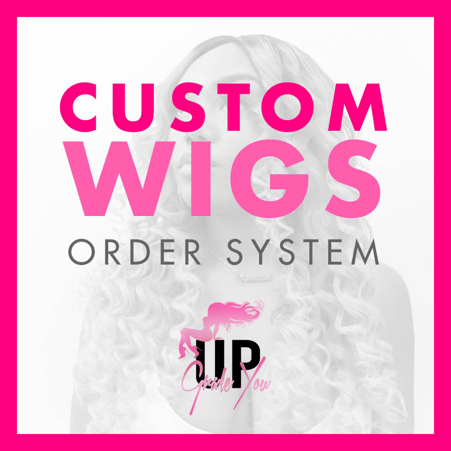 Follow this 8-step ordering system to order a custom made wig just how you want it!