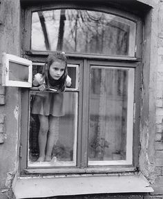 Young Girl at Window. Yaroslavl, Russia. On the Way Home. First ed. Perceval Press: Santa Monica.