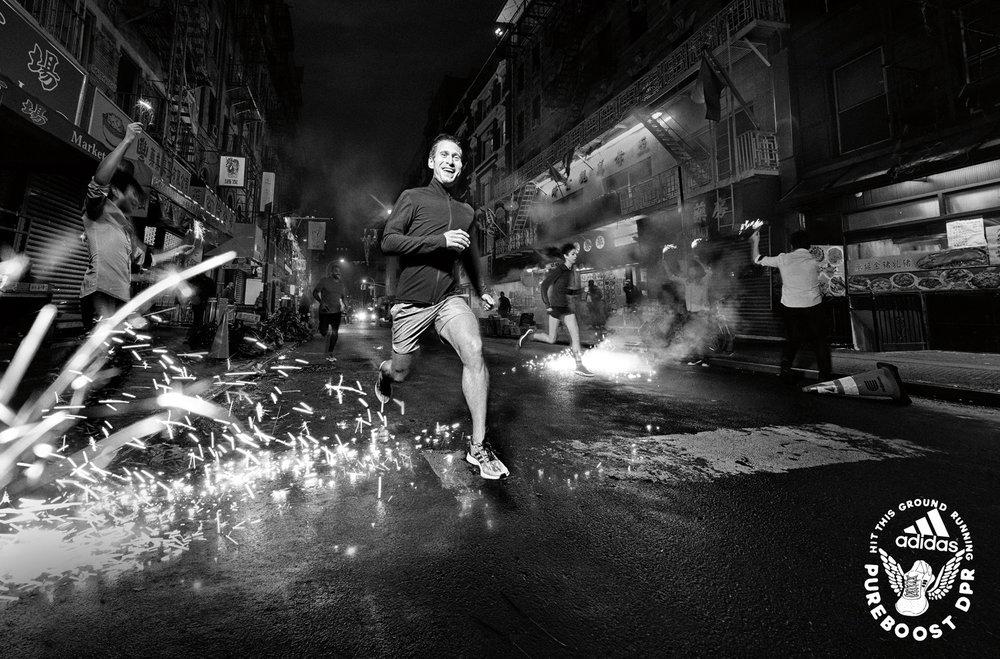 Adidas Pure Boost Campaign