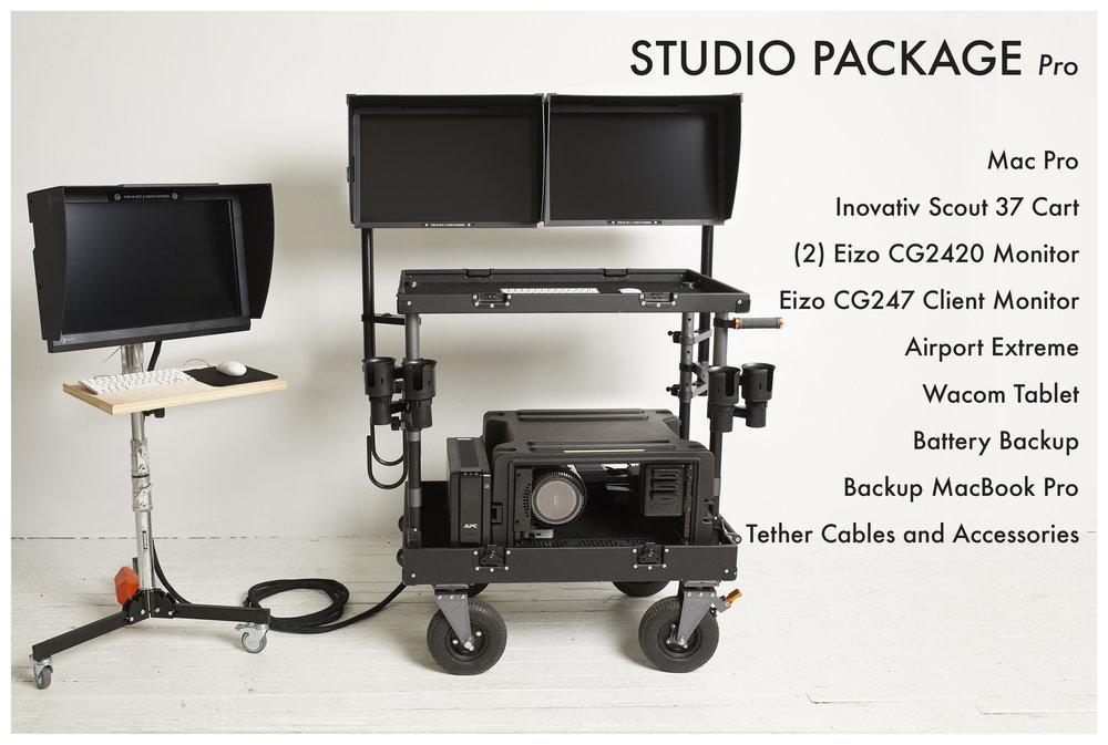 Studio Pro Package