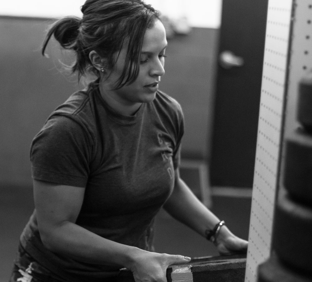 Everyday Lifter: Jess  Gym:  Crossfit Mahopac