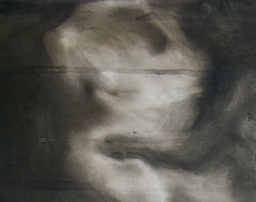 Intuitive Reductive III, detail.