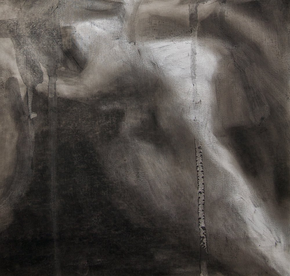 Intuitive Reductive IV, detail.