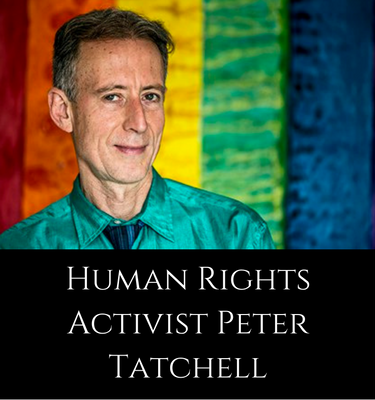 In Episode 19 we talk to the fearless Peter Tatchell who has been advocating for LGBTI and Human Rights for more than 45 years. We discuss why he outed 10 Anglican bishops, President Robert Mugabe of Zimbabwe and how he was confronted by Neo-Nazis during a Gay Pride March in Moscow that left him with brain damage. Like Us On Facebook! https://www.facebook.com/ssdpodcast/ Visit Peter Tatchell's Website: http://www.petertatchell.net/index.htm www.petertatchellfoundation.org