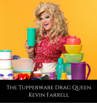 In Episode 23 we talk to the hilarious and super successful Kevin Farrell aka the Tupperware Drag Queen. We talk about his Hollywood acting career and how he started Dee W. Ieye the Drag Queen with a drinking problem. Oh, and she's from Tennessee. Like Us On Facebook! https://www.facebook.com/ssdpodcast/ https://www.facebook.com/Dee-W-Ieye-211877225516124/?fref=ts