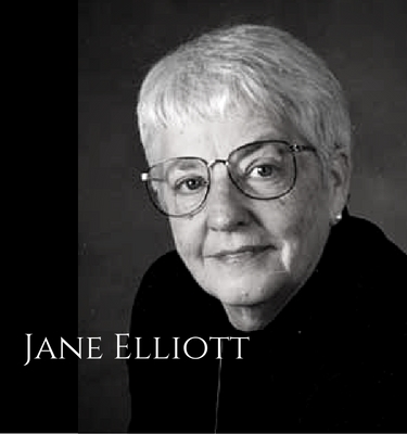 In this juicy episode we talk to the amazing Jane Elliott about her journey to combat racism and she has MORE than a few choice words for Donald Trump. Before we get to all of that we discuss our own experiences with racism, the latest news and a Kim Queery!! Please visit her website and check out her book: http://www.janeelliott.com/ https://www.amazon.com/Collar-My-Pocket-Brown-Exercise-ebook/dp/B01KHBDULM#nav-subnav