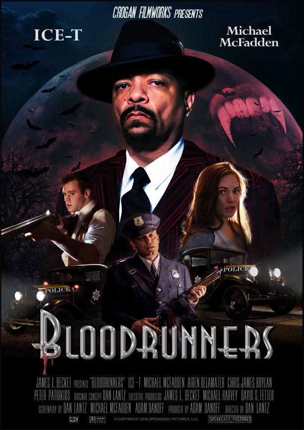 Bloodrunners - Crime/Thriller