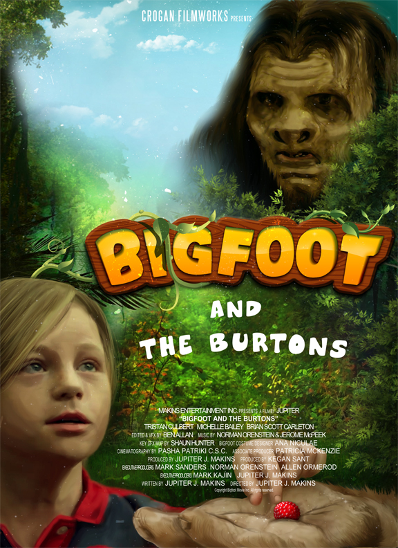Bigfoot and the Burtons - Family
