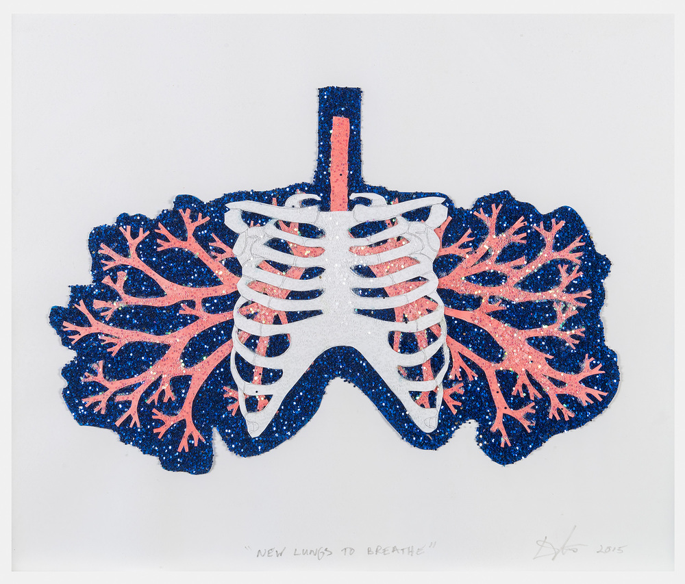 """New Lungs To Breathe"""