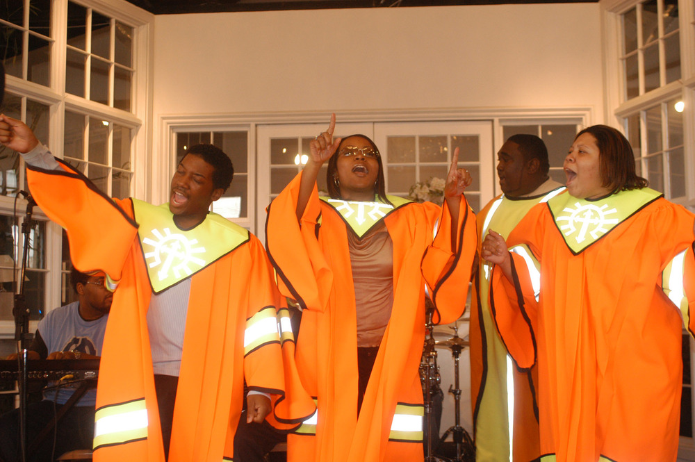 """Cautionary Church, 2005, Performance"