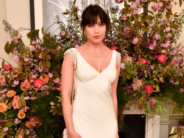 Model Daisy Lowe has carved out a career by becoming the face of bust-friendly fashion lines. Jo Malone London
