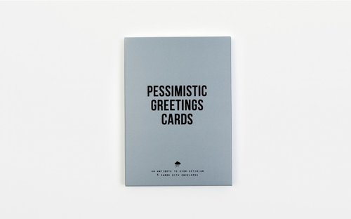 Pessimistic greeting cards school of life fablab m4hsunfo