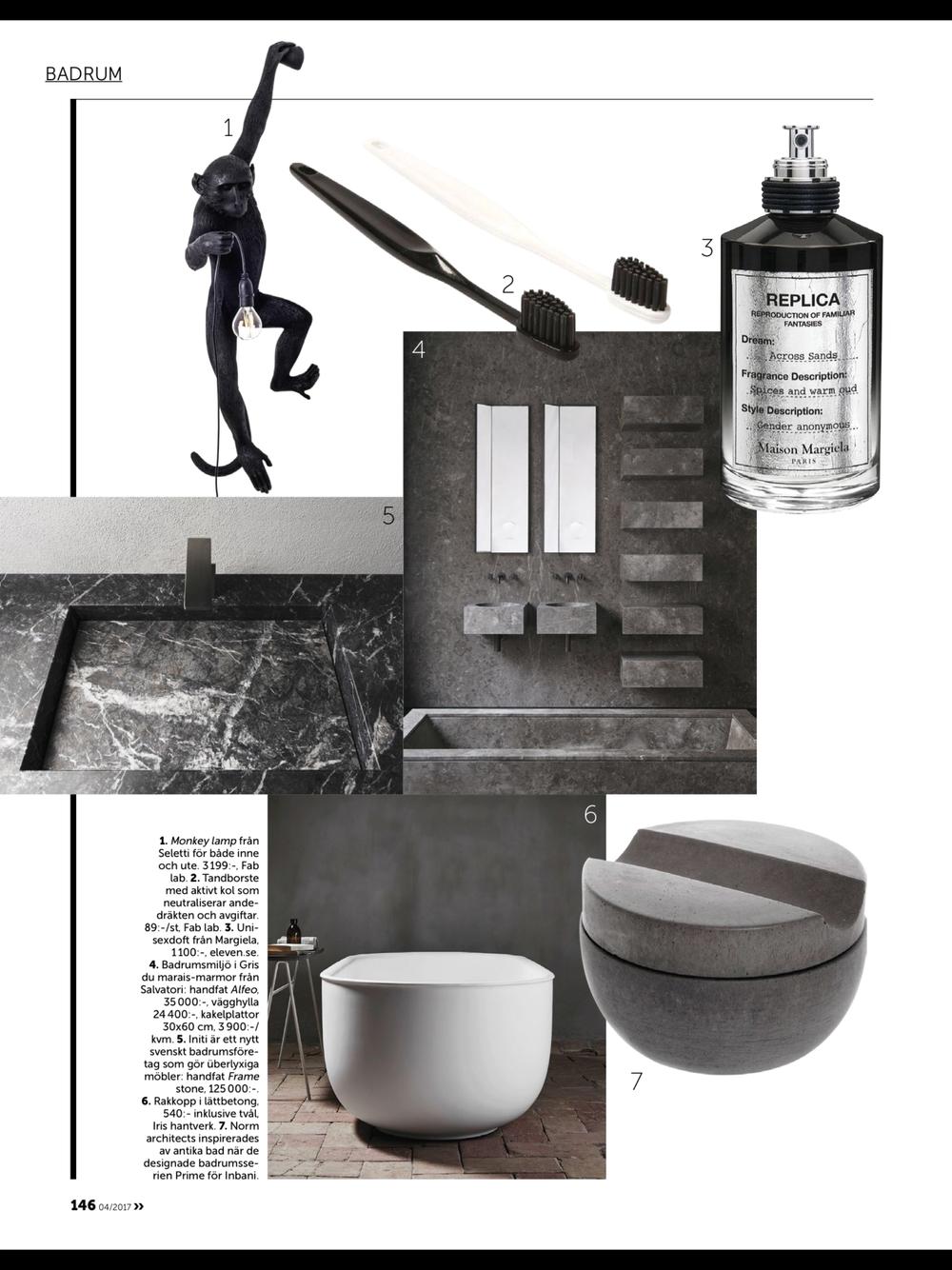 The Seletti Monkey Lamp - Black.