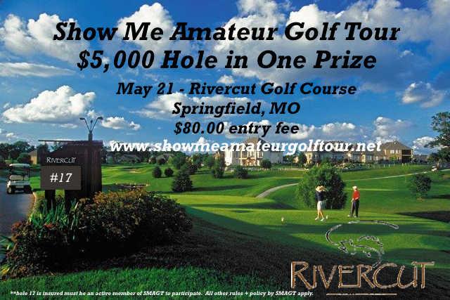 Golf am tour prizes