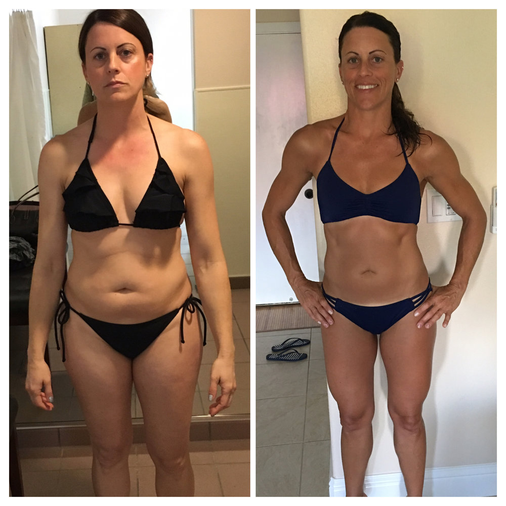 Physique Makeovers - Private and small group programs available.