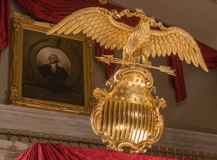 U S Senate Curator