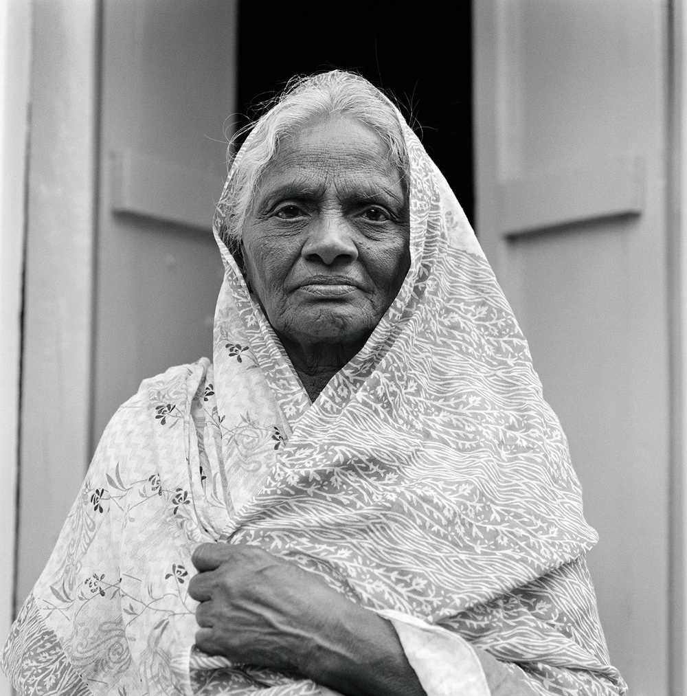 Widow- Kottareddipalem, India